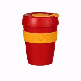 Copo Térmico Vermelho (340 ml)