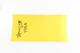 Tapete de Yoga Pequeno Amarelo 1