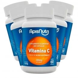 Vitamina C - 5 unidades